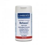 BETASEC TR ANTIOXIDANTE 60 Comprimidos (LAMBERTS)