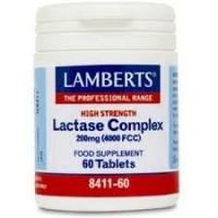 COMPLEJO LACTASA 200 mg. 60 Comprimidos (LAMBERTS)