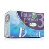 NATUSOR 3 FARINOL - Caja con 20 bolsitas (SORIA NATURAL)