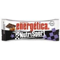 BARRITAS ENERGETICAS CHOCOLATE - 24 unidades (NUTRISPORT)