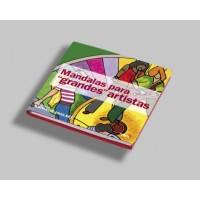 """MANDALAS PARA """"GRANDES"""" ARTISTAS (MTM Editores)"""