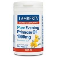 ACEITE DE PRIMULA (ONAGRA) PURO 1000 mg (LAMBERTS)