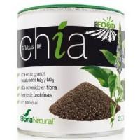 SEMILLAS DE CHIA 250 g (SORIA NATURAL)