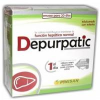 DEPURPATIC 20 VIALES (PINISAN)