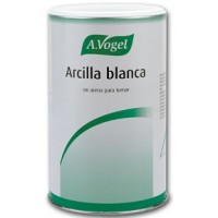 ARCILLA BLANCA 400 g (A. VOGUEL - BIOFORCE)