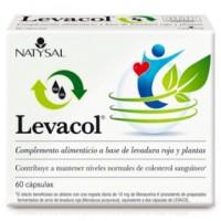 LEVACOL 60 Cápsulas (NATYSAL)