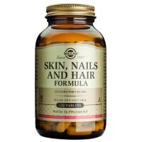 SKIN, NAILS & HAIR 120 Comprimidos (SOLGAR)