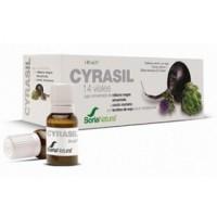 CYRASIL 14 viales (SORIA NATURAL)