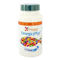 OMEGA 3 PLUS® 90 Cápsulas (MUNDONATURAL)