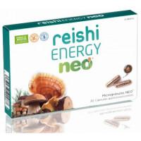 REISHI ENERGY NEO 30 Cápsulas (NEOVITAL HEALTH)