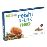 REISHI RELAX NEO 30 Cápsulas (NEOVITAL HEALTH)