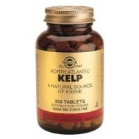 KELP (Yodo) 250 Comprimidos (SOLGAR)