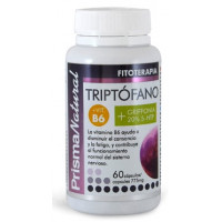 TRIPTOFANO 750 mg - 60 Cápsulas (PRISMA NATURAL)