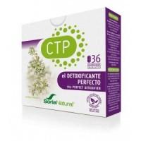 CTP 36 comprimidos (SORIA NATURAL)