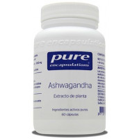 ASHWAGANDHA 60 Cáp. (PURE ENCAPSULATIONS)