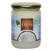 ACEITE DE COCO 500 ml. (CIEN POR CIEN NATURAL)