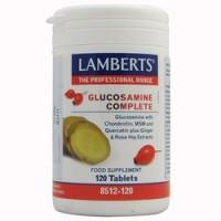 GLUCOSAMINA completa 120 Comprimidos (LAMBERTS)