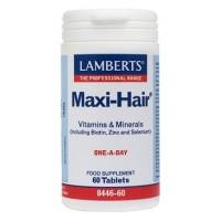 MAXI-HAIR 60 Comprimidos (LAMBERTS)