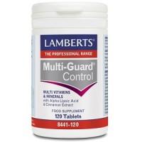 MULTI-GUARD control 120 Comprimidos (LAMBERTS)