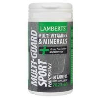 MULTI-GUARD SPORT 60 Comprimidos (LAMBERTS)
