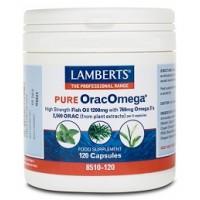 ORAC OMEGA 120 perlas (LAMBERTS)