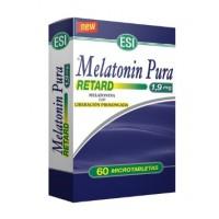 MELATONIN RETARD PURA 1,9 mg. 60 Cápsulas (TREPATDIET-ESI)