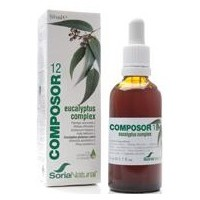 COMPOSOR 12 EUCALYPTUS COMPLEX 50 ml. (SORIA NATURAL)
