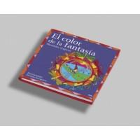 EL COLOR DE LA FANTANTASÍA - MANDALAS MÁGICOS (MTM Editores)