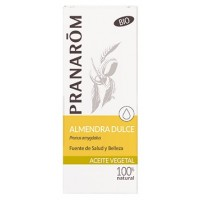 ACEITE DE ALMENDRA DULCE BIO 50 ml (PRANAROM)