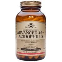 40+ ACIDOPHILUS AVANZADO (SOLGAR)