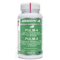 Pulm-4 60 Cápsulas (AIRBIOTIC)