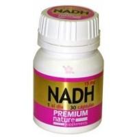NADH 15 mg 30 Cápsulas (PINISAN)