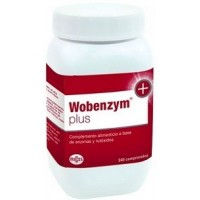 WOBENZYM plus 240 comp. MUCOS