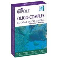 BIPOLE OLIGO-COMPLEX 20 Ampollas (INTERSA)