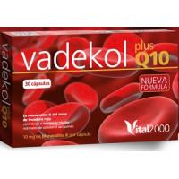 VADEKOL PLUS Q10 30 Cápsulas (VITAL 2000)