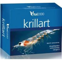 KRILLART Omega 3 Krill 60 perlas (VITAL 2000)