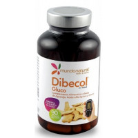 DIBECOL GLUCO 90 Cápsulas (MUNDONATURAL)
