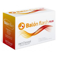 BALÓN FLASH PLUS 30 Sobres (DIETCLINICAL)