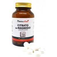 CITRATO DE MAGNESIO 100 Comprimidos (PAMIES VITAE)