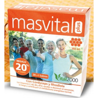 Masvital Plus 20 + 4 sobres (VITAL 2000)