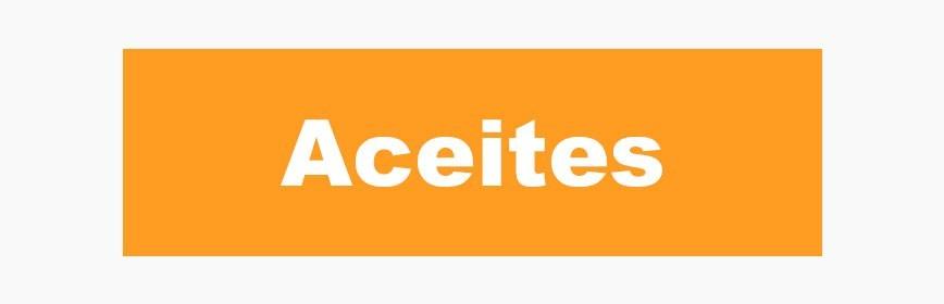 Aceites / Vinagres