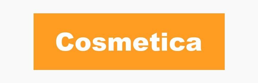 COSMÉTICA